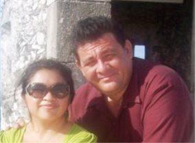 Gilberto Y Abigail Palma Mexico Yucatan